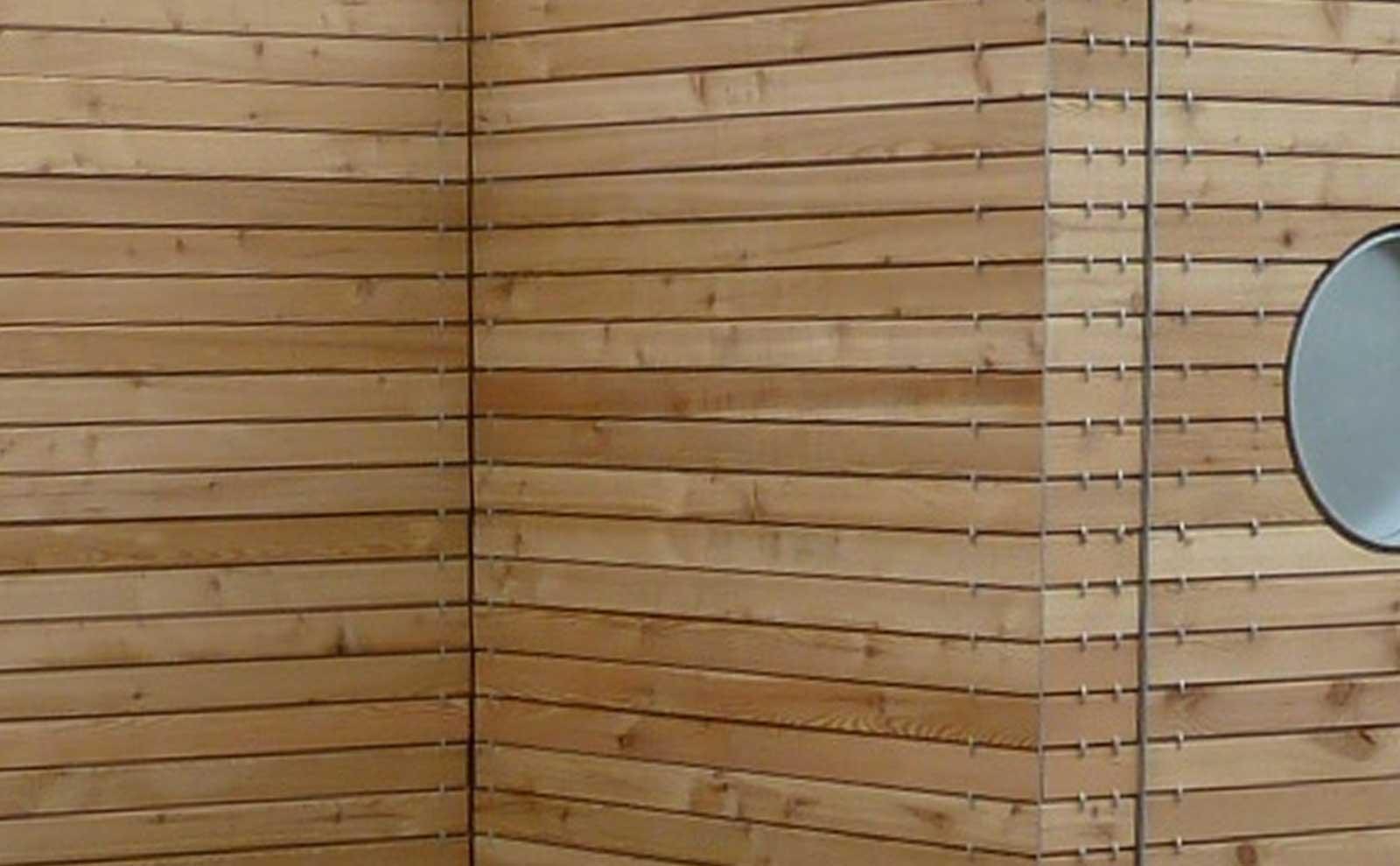 Fassadenverkleidungen mit lignumlinearis