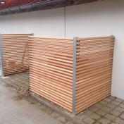 Parkplatz für Mülltonnen vz Lärche (2)